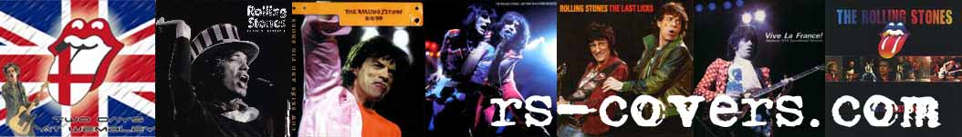 rs-covers com - The ultimate resource for Rolling Stones related Artwork